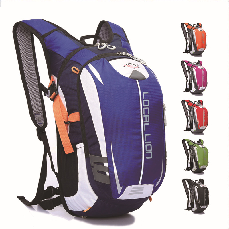 Hot sale high quality waterproof nylon bicycle backpacks outdoor backpack cycling bags(China (Mainland))