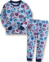 "NWT Vaenait Baby Toddler Kids Girls Girls Clothes Pajama Set ""Girls Collection""(China (Mainland))"