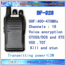 Handheld Transceiver Beifeng Two Way Radio Voice Encryption UHF  Transceiver  BF-328 Free Shipping