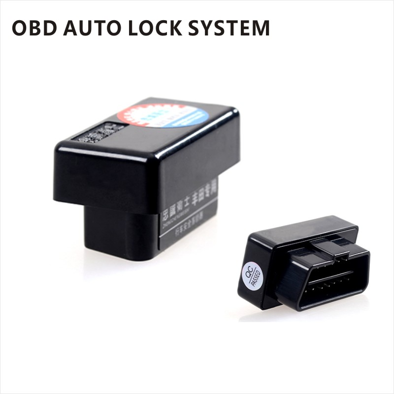 New arrived OBD Padlock device Car Central Kit Door auto Lock open Vehicle Keyless Entry System for Toyota series Hot Worldwide(China (Mainland))