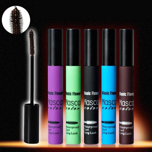 Nova chegada à prova d ' água Mascara maquiagem cosméticos densa longo Curling de extensão da pestana creme