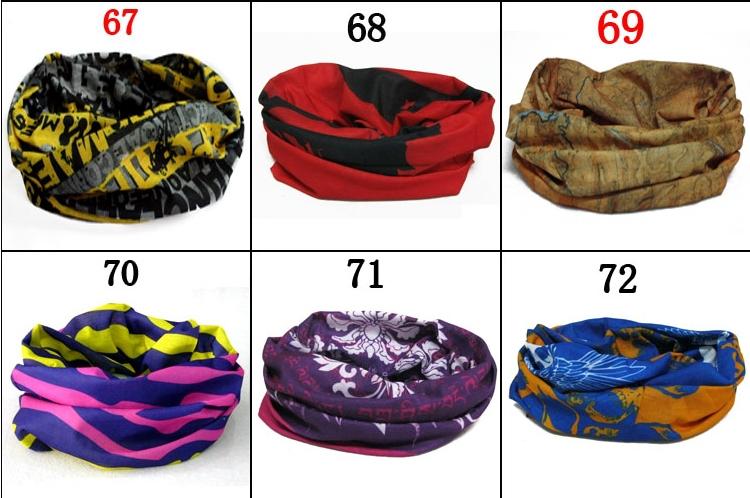 Best Selling!Magic bandanas Multi Scarf Tube Mask Cap Scarves sweat absorbing(China (Mainland))