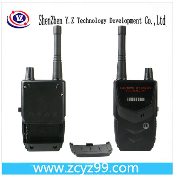 Полный диапазон беспроводная камера GPS против баг обнаружение RF сигнал детектора GSM поиска устройств YZ067