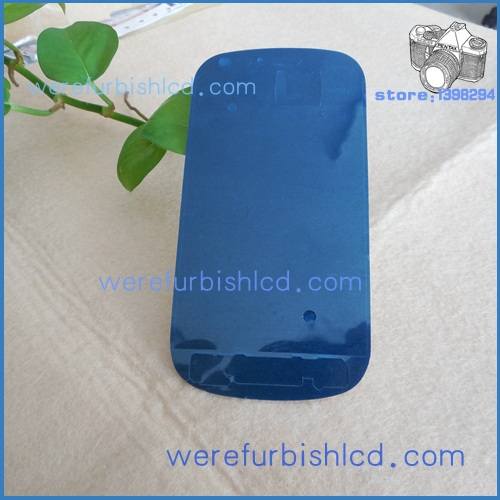 LCD assembly sided adhesive glue backing assembly For samsung S3 mini i8190 assembly stickers stickers free shipping