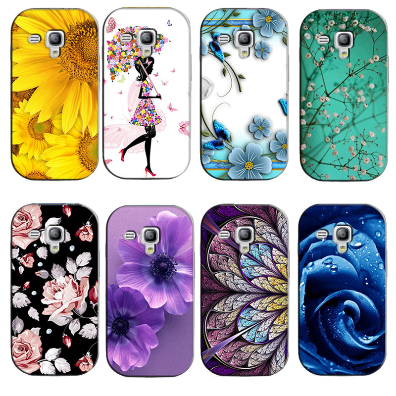 Original Phone Case for Samsung Galaxy S 3 III S3 Mini Back Case Cover for Samsung Galaxy S 3 III S3 Mini i8190 Cases Cover(China (Mainland))