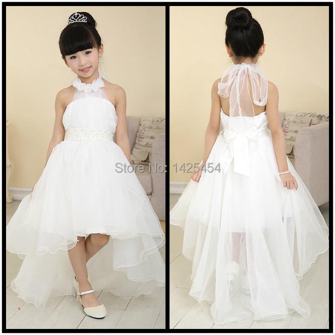 Com buy rf006 free shipping flower girl dresses for wedding