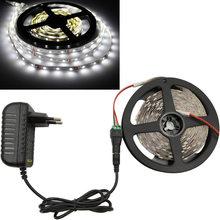 Listwy rgb led Light SMD 2835 5M wodoodporna taśma rgb DC12V wstążka dioda led diody na wstążce elastyczna lampa w paski IR WIFI Controller(China)
