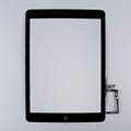 100 tested For ipad air 1 for ipad 5 touch screen assembly digitizer with home button