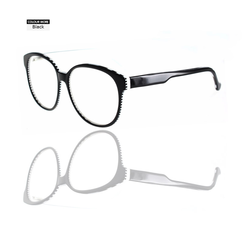 Are Plastic Eyeglass Frames In Style : 2015-fashion-design-lady-style-full-rim-optical-frames ...
