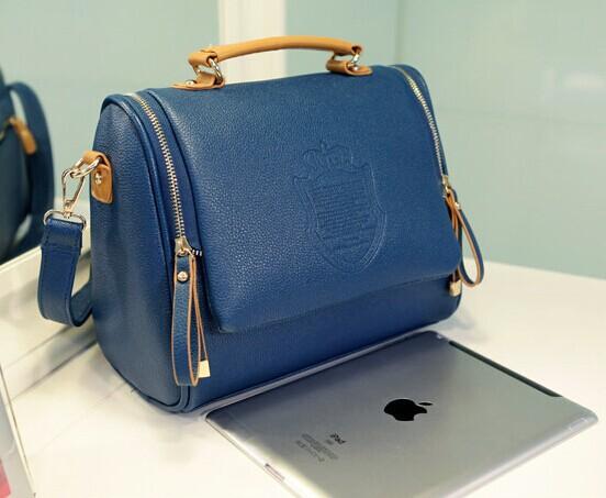 2015 bucket bags new autumn fashion preppy style shoulder bags women leather handbags women messenger bags women handbag(China (Mainland))