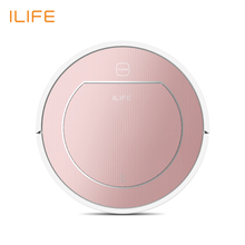 ILIFE V7s Pro,hot Sale, original 2 in 1,, smart robot vacuum cleaner cleaning appliances 450ML large water tank, wet clean(China (Mainland))