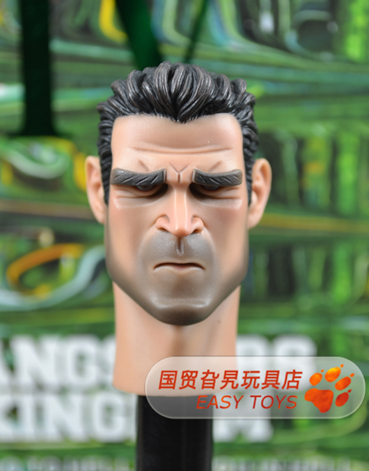 Free shipping! 2014 NEW! 1/6th scale figure head DAMTOYS GK004 head gangsters kingdom removed from original product<br><br>Aliexpress