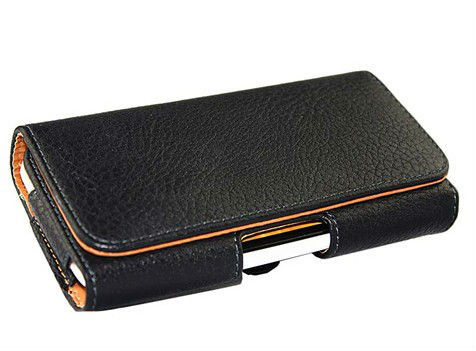 Lichee pattern Leather Pouch phone bags cases with Belt Clip for nokia e72 Cell Phone Accessories