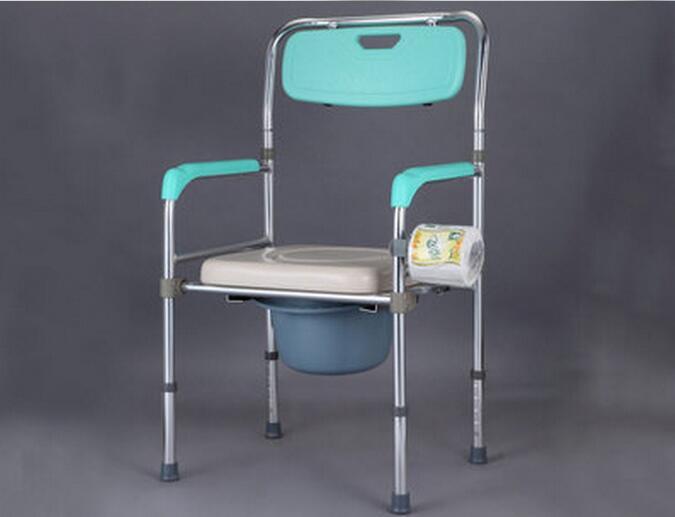 Promoci n de asiento del inodoro m vil compra asiento for Sillas para duchar ancianos
