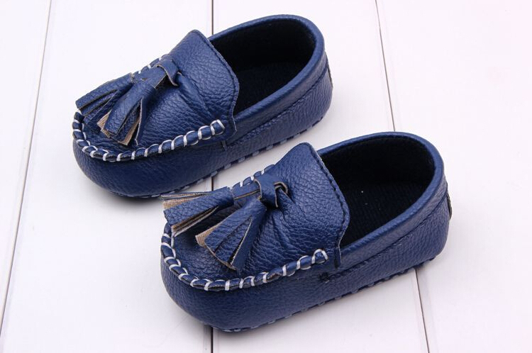 baby moccasins shoes girls boys infant - Desun Limited store