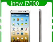 """DHL Fast Delivery Inew I7000 5"""" MTK6589 Quad Core android 4.2 IPS 1280X720 1GB/16GB DUAL CAMERA DUAL SIM GOOGLE 3G GSM PHONE(China (Mainland))"""