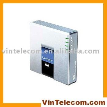 Linksys Phone Adapter / VoIP GATEWAY / Adatper/ ATA / Linksys PAP2T