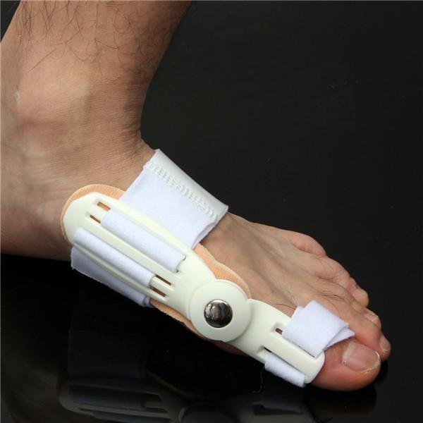 1 pcs Medical Footful Big Toe Bunion Straightener Splint Hallux Valgus Corrector Pain Relief Foot Health