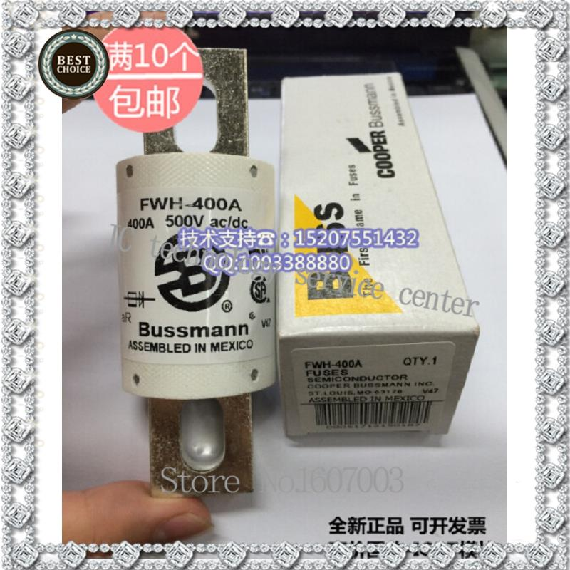 The fast fuse FWH - 400 - a 400 a 500 v import original insurance tube<br><br>Aliexpress