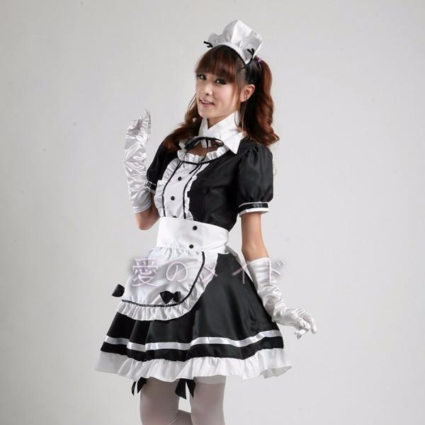 DB23978 sissy maid uniform-10