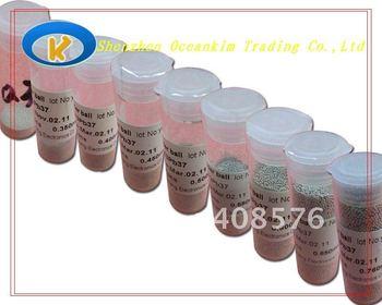 Free Shipping For 0.30mm 0.35mm 0.40mm 0.45mm 0.50mm 0.55mm 0.60mm 0.65mm 0.76mm 25K pcs Sn63 Pb37 BGA Leaded Soldering Balls