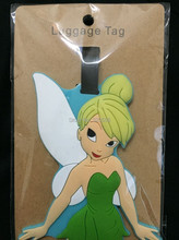 lovely  Tinker Bell luggage tags/ Travel Name Tag/ Bag decoration(China (Mainland))