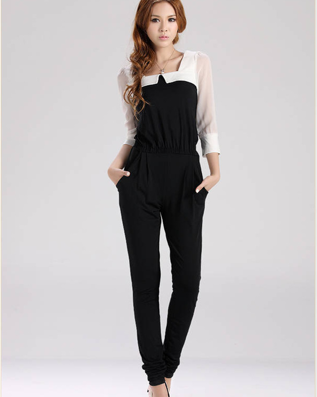 Creative Famous Women Jumpsuits Spring Collection 2013