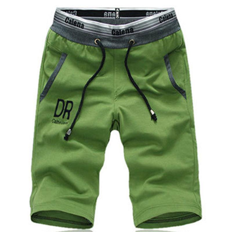 Plus size short sweat pants