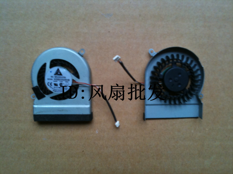 Laptop fan store!Original brand new X9500 cooling notebook fan(China (Mainland))