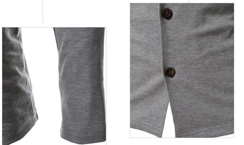 HTB188wEJXXXXXbwaXXXq6xXFXXXG - Fashion Brand Men's spell color Collar Slim Fit Blazer Suits (without Shirt and Tie) (Asia Size)