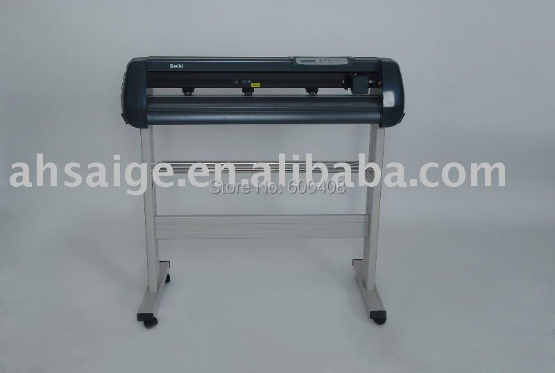 vinyl cutter plotter 870mm with stand and original software !!(China (Mainland))
