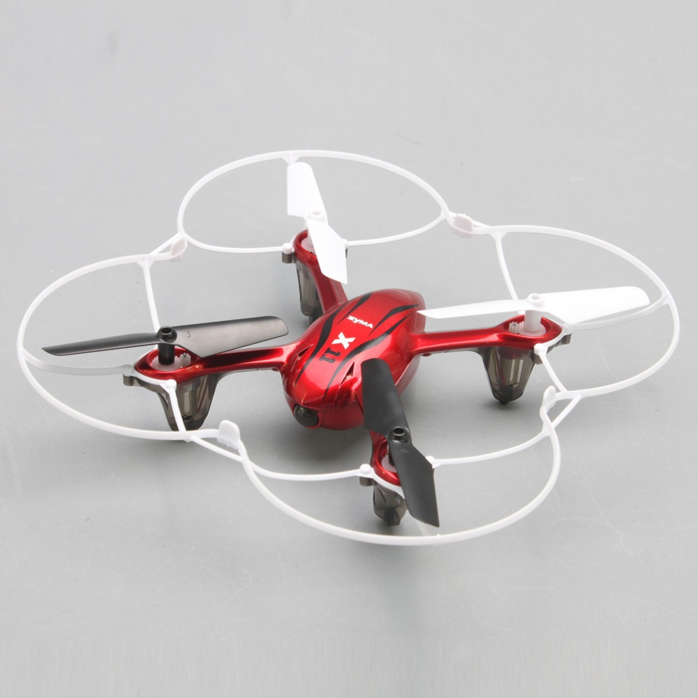 Syma X11 4-Channel 2.4GHz Drone 6-Axis Gyro Remote Control RC Helicopter Quadcopter w/ Flash Lights RC Quadcopter Toys For Kids(China (Mainland))