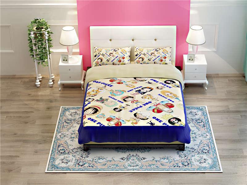 Здесь можно купить  one piece cartoon print bedding set for children
