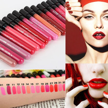 1 PCS Women Girls Multi-Colors Beauty Makeup Waterproof Lip Pencil Lipstick Lip Gloss Lip Pen Lip Balm Sexy Makeup Beauty Tools(China (Mainland))