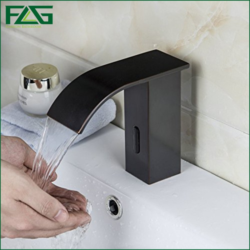 Online kopen wholesale zwart kranen badkamer uit china zwart ...