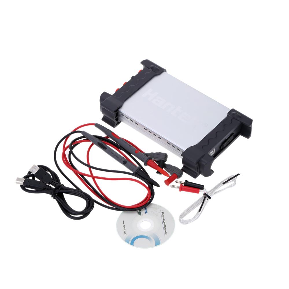 365A PC USB Digital Data Logger Recorder Multimeter Voltage Current Resistance Temperature Measurement(China (Mainland))