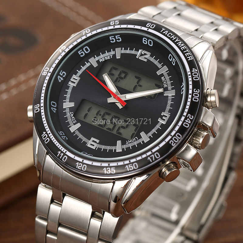 New 2015 Micosum Brand Men Sports Watch Military Fashion Casual Wristwatches Analog Digital Quartz LED Watches Relogio Masculino(China (Mainland))