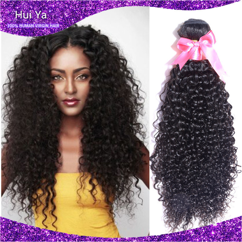Brazilian Virgin Human Hair Curly 43