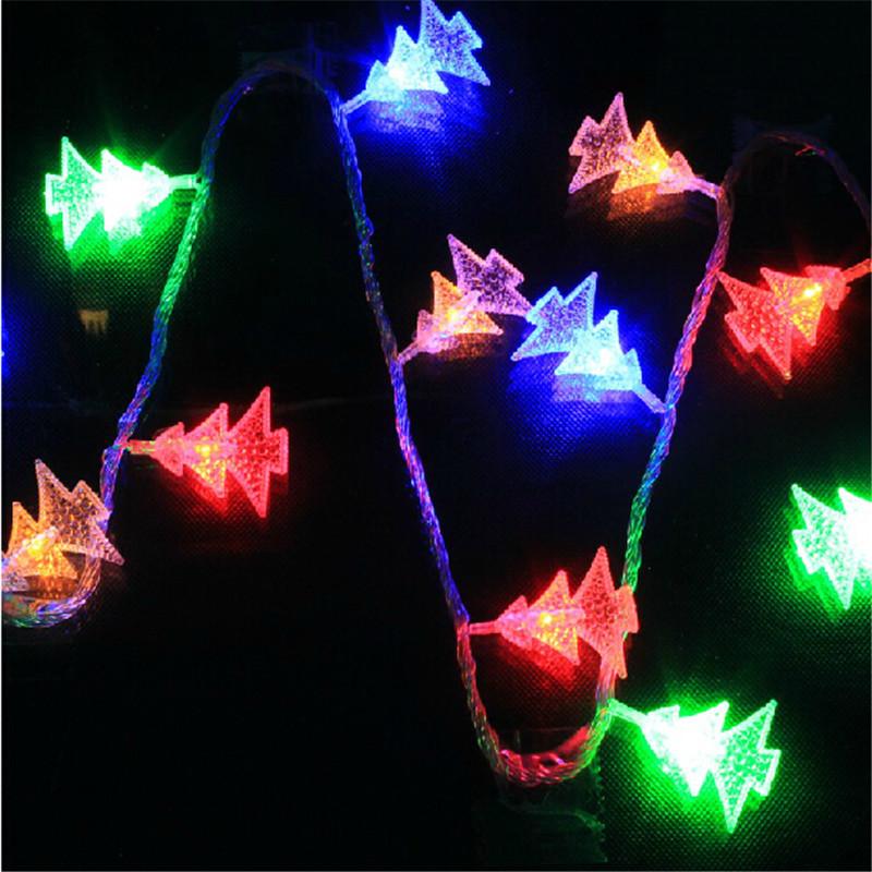 Free shipping 10M 80 string lights LED White Christmas Tree Lights Wedding Lights for Decoration(China (Mainland))