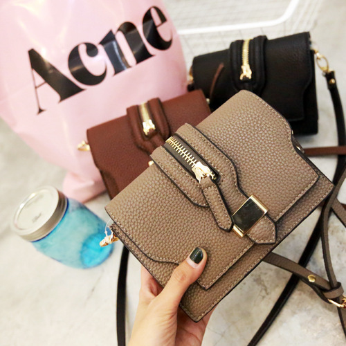Fashion New Brand 2015 Spring/Summer Handbag Women One-shoulder Bag Small Cell Phone Leisure Style - Aumi Store store