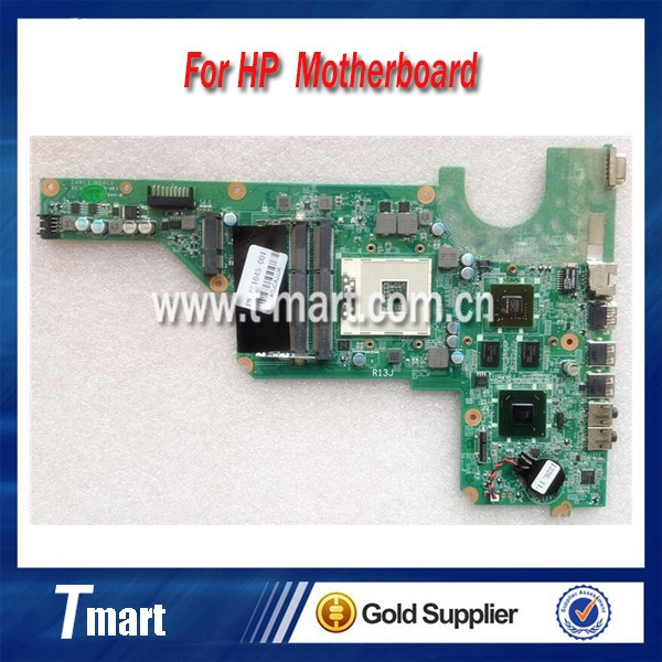 100% working Laptop Motherboard for hp 681045-001 System Board fully tested