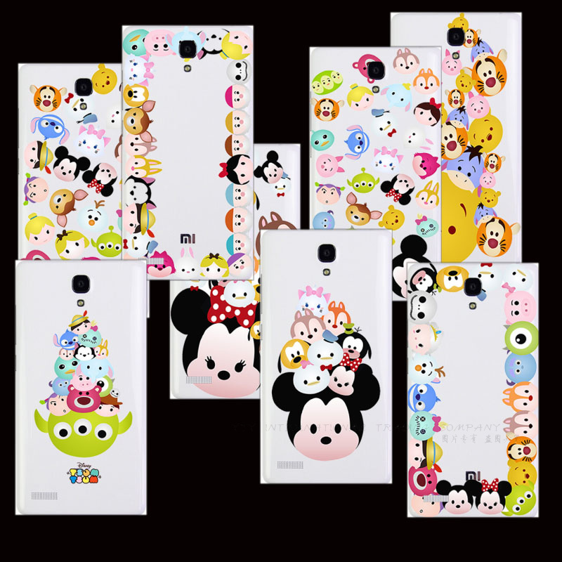 Top Sale! Soft Silicon Painting Cartoon Animal Phone Cases Cover For Hongmi Note Red Rice Redmi Note Case Shell AL-M HGK QGC GW(China (Mainland))