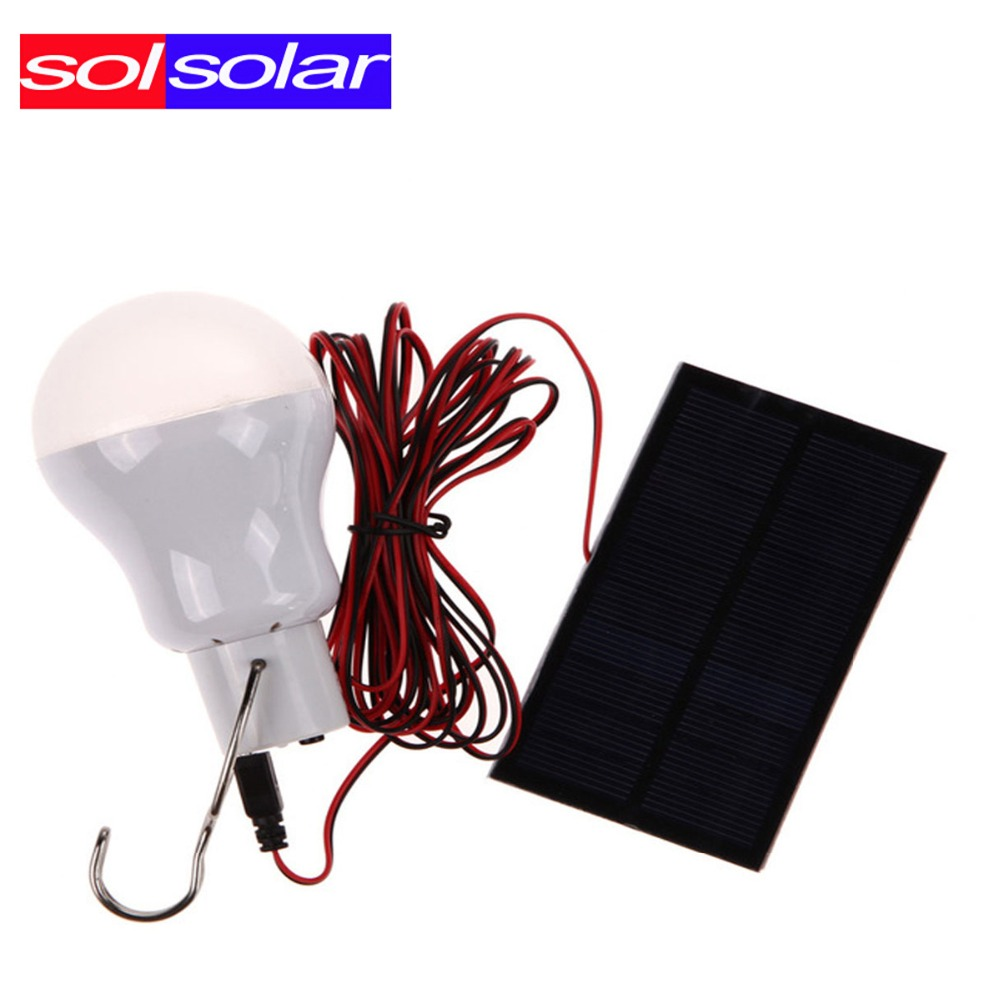 2PCS/LOT 0.8W Solar panel 2W LED bulb LED Solar Lamp Solar Power LED Light Outdoor Solar Lamp Spotlight Garden Light(China (Mainland))