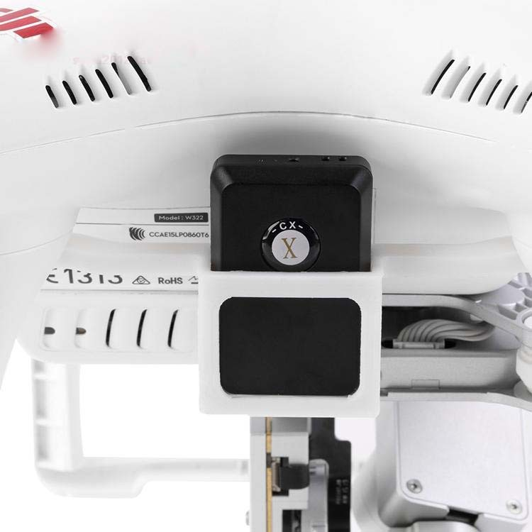The newest quadcopter drone accessories GPS black box locator Prevent loss for DJI Phantom 3