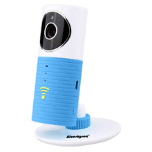 Buy Blueskysea Clever Dog Wifi Home Security IP Camera Baby Monitor Intercom Smart Phone Audio Night Vision cam de seguridad P4PM for $32.00 in AliExpress store