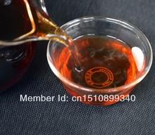 Bingdao Made in1970 raw pu er tea 250g oldest puer tea ansestor antique honey sweet well