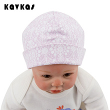 Floral Printing All Kinds Clothing Accessories Baby Hat Cap Newborn Photography Props Spring Hats For Kids
