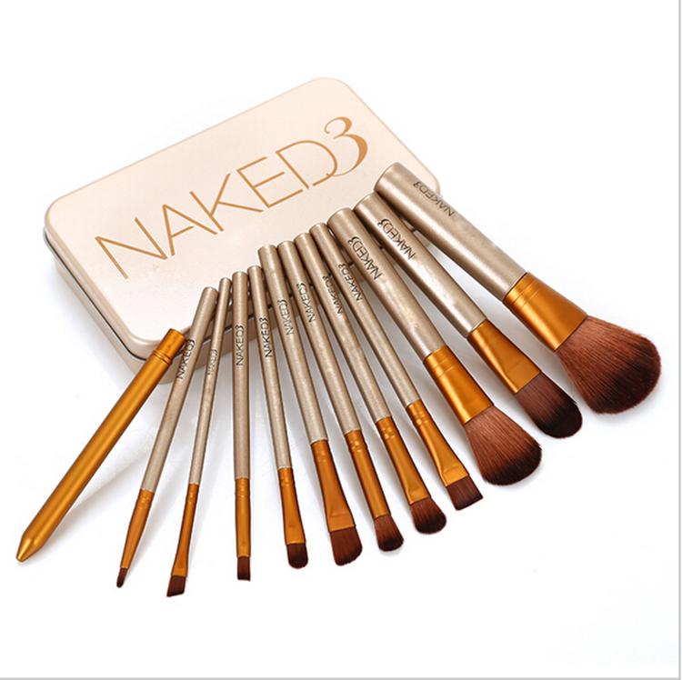 Гаджет  Conjunto profissional nake 3 NK3 maquiagem ferramentas escova kit de maquiagem conjunto de ferramentas  cosmeticos None Красота и здоровье