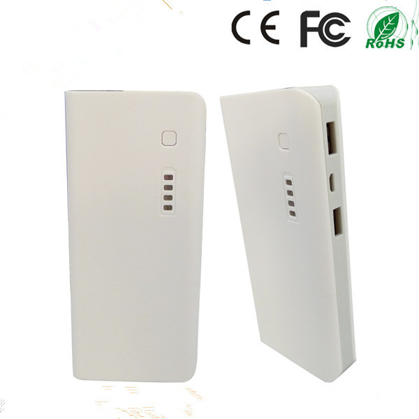 fast charge A grade polymer batteries 14000mah big capacity mobile power banks(China (Mainland))