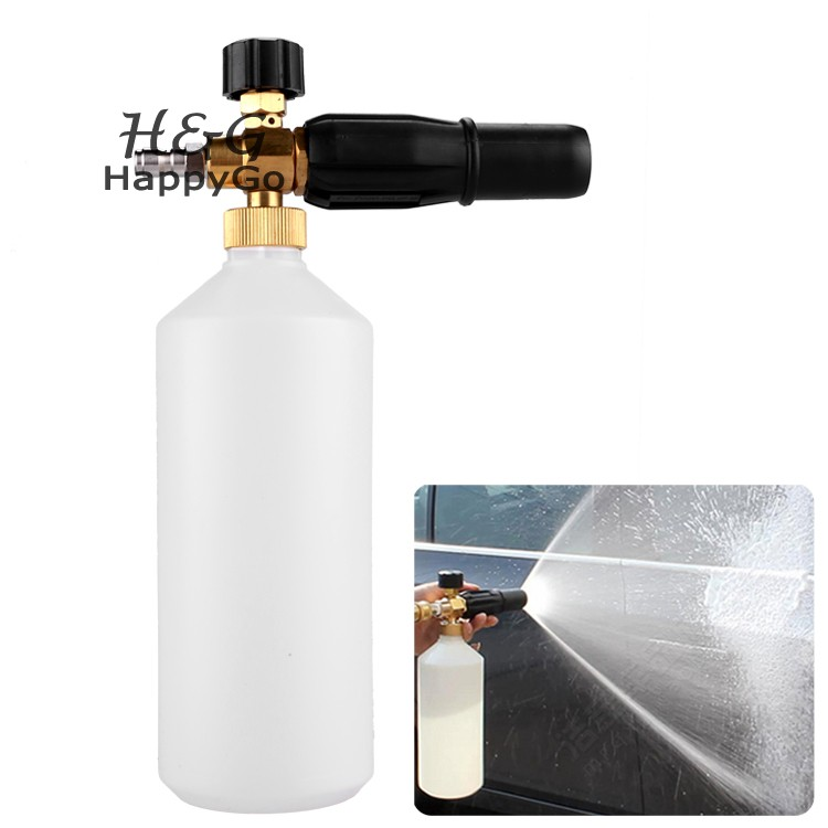 2015 Lance Snow Foam Sprayer Car Washer Auto Care Auto Detailing Pressure Washer For Car 18(China (Mainland))